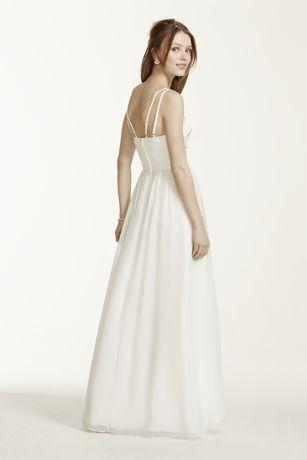 Strappy Chiffon Dress