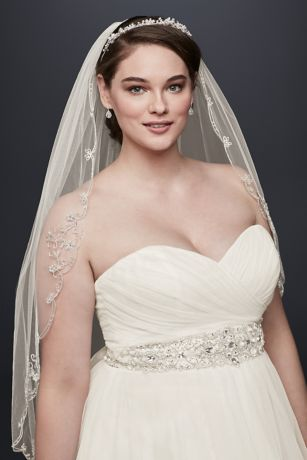 Mouse over to zoomPlus Size Strapless Sweetheart Tulle Wedding Dress   David s Bridal. Plus Size Sweetheart Wedding Dresses. Home Design Ideas