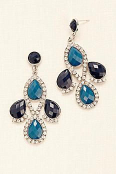 Teardrop Chandelier Earrings 10034316ER