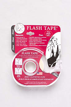 Flash Tape- Body and Clothing Fashion Tape