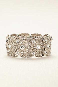 Bold Crystal  Bracelet 106266