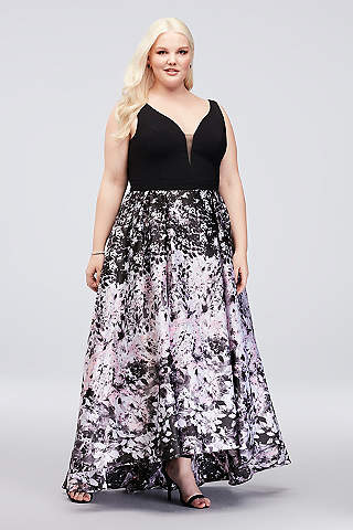 Plus Size Gowns 2018