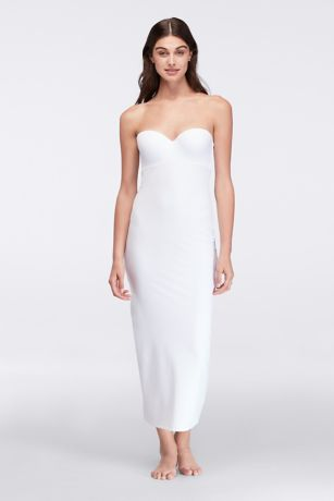 Strapless Full Length Bra Slip | David's Bridal