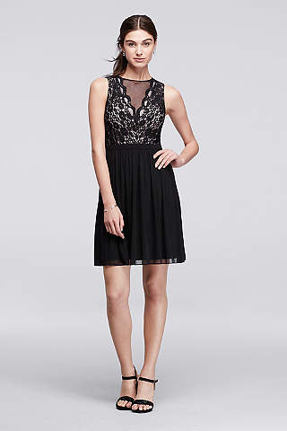 Cocktail Dresses for Parties, Weddings, or Any Occasion   David's ...