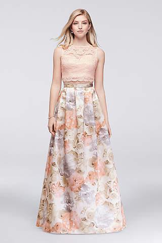 Pink Prom Dresses: Hot & Light Pink | David's Bridal