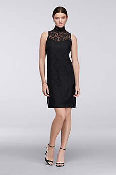 Little Black Dresses: Cocktail &amp Party Dresses  David&39s Bridal