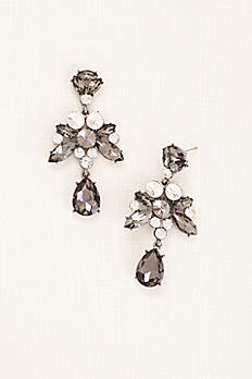 Multi Shaped Chandelier Earrings 134906EP