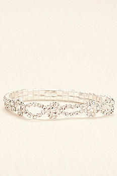 Twofer Stretch Bracelet 138624B