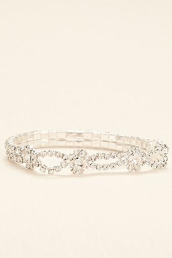Twofer Stretch Bracelet 138624B