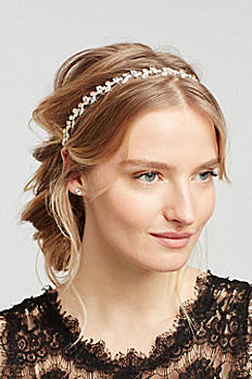 Solitaire Stretch Headband 139129HW