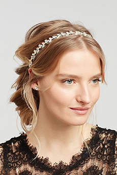 Solitaire Stretch Headband