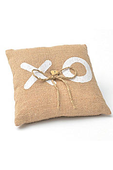 XO Ring Bearer Pillow 16118