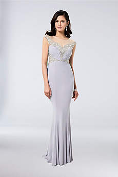 Long Sheath Not Applicable Formal Dresses Dress - Terani Couture