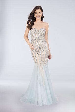 Mermaid Tulle Dress