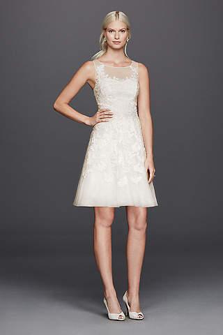 Bridal Shower Dresses for Bride &amp- Guests - David&-39-s Bridal