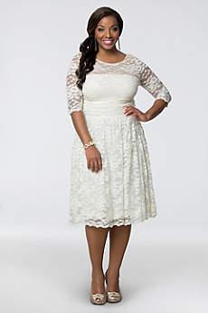 Long Casual Wedding Dress
