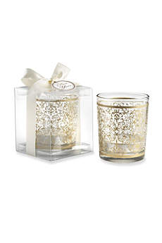 Golden Renaissance Tealight Holder Set of 4