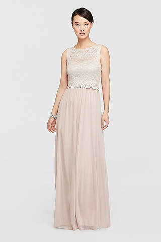 Ivory Prom Dresses & Gowns | David's Bridal