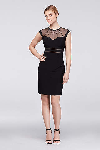 Black cocktail dress under 50