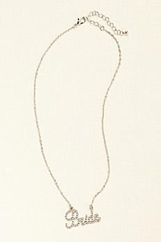 Crystal Pave Bride Necklace 2189092