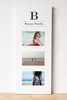 Personalized Multi Photo Frame