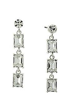 Swarovski Crystal Drop Earrings 26309