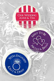 DB Exclusive Personalized Life Savers Mint Favors