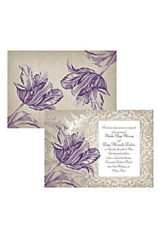 Vintage Love Invitation Sample DB9841AA1K