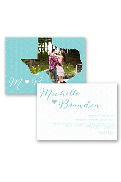 free wedding invitation samples   david's bridal, Wedding invitations