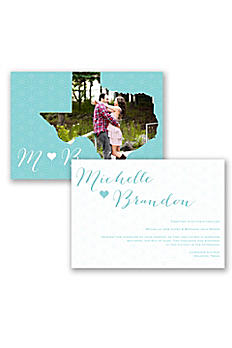State of Bliss Invitation Sample DBN35811