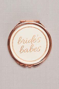 Bride's Babes Double-Mirror Compact