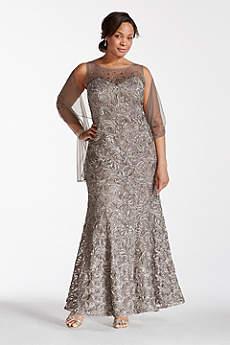 Long Mermaid/ Trumpet Tank Formal Dresses Dress - Ignite