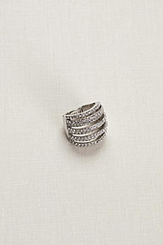 Stretch Crystal Ring 30521CXDA