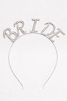 Rhinestone Bride Headband 315928