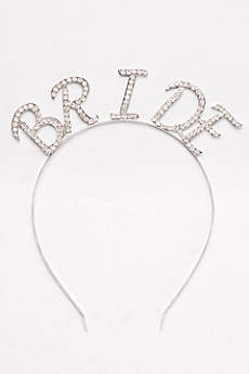 Rhinestone Bride Headband