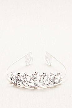Scripted Bride To Be Tiara 318318