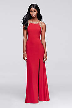 Long Sheath Tank Formal Dresses Dress - Ignite
