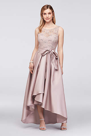 High Low Ballgown Tank Formal Dresses Dress   Ignite