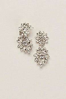 Starburst Drop Earrings 384065