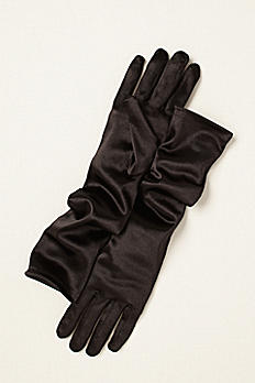 Greatlookz Satin Elbow Length Gloves 3GLDA15C