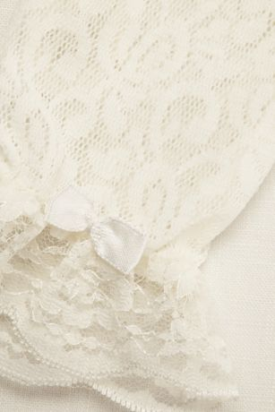 Greatlookz Lace Gloves for Girls in Wrist Length | David's ... - photo #4