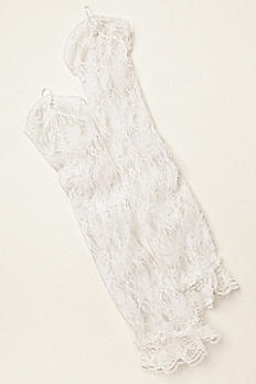 Greatlookz Lace Fingerless Long Gloves 3GLDS076