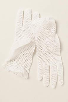 Greatlookz Cotton Crochet Shortie Gloves