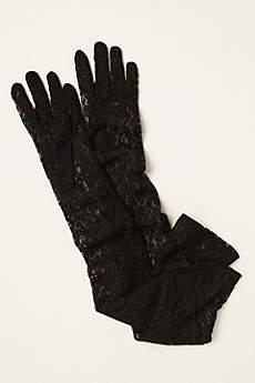 Greatlookz Stretch Lace Opera Length Gloves