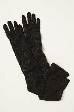 Long dress gloves
