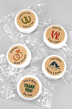 Personalized Kraft Life Savers Mints 4029000