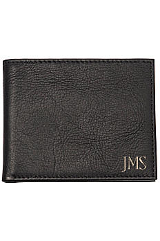 Personalized Bi-Fold Wallet with Tool 4031