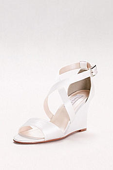 Jenna Dyeable Wedge Sandals 4178