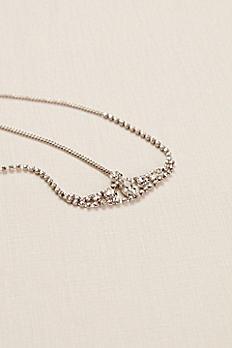 Small Crystal Goddess Headband 424341HW001