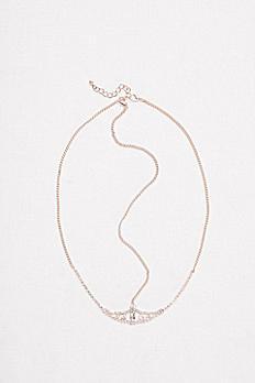 Small Rhinestone Goddess Headband 42434HW001